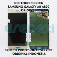 LCD TOUCHSCREEN SAMSUNG GALAXY A8 A800 ORIGINAL 100% KD-002752