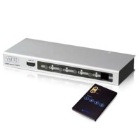 atten HDMI Switcher 4 port VS481A