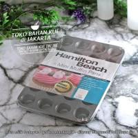 Jual Cooks Habit - ACS-00109S HB 1pc Mini Muffin Pan 24 Cups Berkualitas Murah