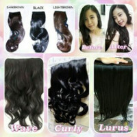 Hair clip korean long hair fiber high quality Limited