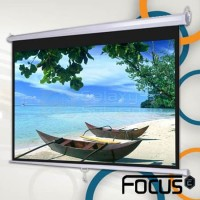 Wall Screen Focus 96 inch
