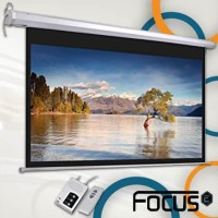 Wall Screen Focus 70 inch Motorized
