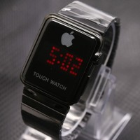 JAM TANGAN IPHONE RANTAI 3957 TOUCHSCREEN