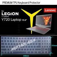Keyboard Protector LENOVO Legion Y720 - PREMIUM TPU Clear