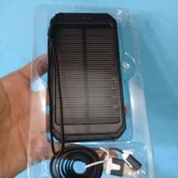 Jual power bank solar panel surya bisa di cas listrik Murah
