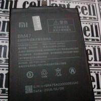 Baterai Xiaomi Redmi 4X - BM47 - 4000mAh - Baru