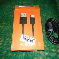 KABEL CHARGER XIAOMI TYPE C ORI FAST CHARGING XIAOMI A1, SAMSUNG, ASUS