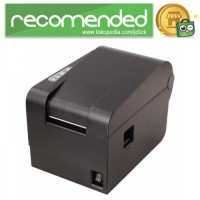 Xprinter POS Thermal Receipt Printer 58mm - XP-235B - Hitam