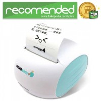 Memobird Smart Mini Printer Thermal Bluetooth - Putih