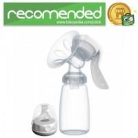 Pompa ASI Manual Milk Breast Pump 150ml - Putih