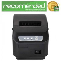 Xprinter POS Thermal Receipt Printer 80mm - XP-Q200II - Hitam