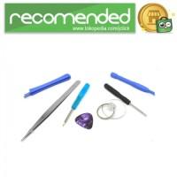 Repair Opening Tools Kit Set for iPhone 4/5/6/6 Plus - Biru