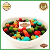 Coklat Kiloan Lagie Mini Rainbow 250gr (Bukan Delfi) ORIGINAL
