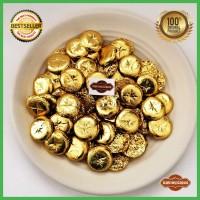 Coklat Kiloan Lagie Golden Coin ASLI ORIGINAL