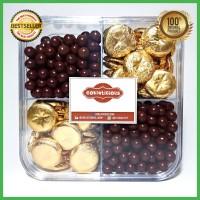 Coklat Lagie Toples Sekat 4 B Original