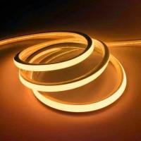 Lampu LED Strip hias ruangan 2835 220V 5 Meters - kuning