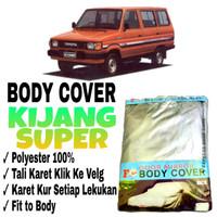 Sarung Body Cover KIJANG LONG Pelindung Penutup Mobil Kijang Super