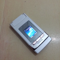 HP Nokia Flip N76 White Mulus Normal Batangan