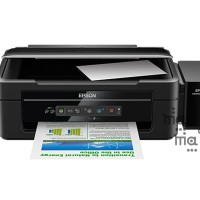Printer Epson L405 Ink Tank System Printers Wi-Fi All-in-One