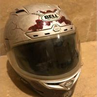 Helm Helmet full collector item koleksi roland sands design rsd bell L