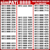Jual Kartu Perdana Nomor Nomer Cantik Simpati 4G Rapih Telkomsel Murah