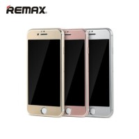 REMAX Metal + Steel Tempered Glass Gentry Series for iPhone 6s