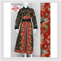 Gamis Batik/ Seragam batik/Gamis Busui/Baju kondangan/ Baju pesta