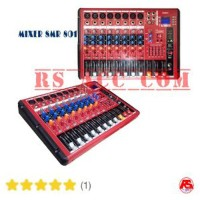 Blueooth - Audio Mixer Smr 801 (8 Channel Full ) oke Terbaik