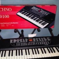 T9100 / T-9100 / T 9100 - Keyboard Techno oke Berkualitas