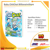 Buku Chit Chat Billionaire Store