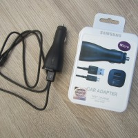 Charger Handphone Samsung Car Adapter Original / Charger Mobil USB