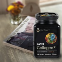 COLLAGEN TERBAIK buat PRIA - Youtheory Men Collagen Advanced 1,2 and 3
