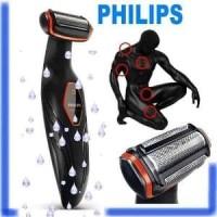 Philips Body Groomer BG 2024 Body Hair Trimmer Shaver Alat CR26 New