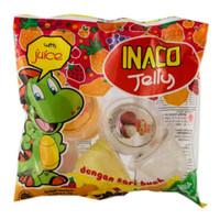 Jeli INACO isi 5 - 75 gram dengan Nata de Coco Jelly Inaco