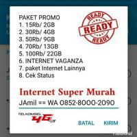 Jual Kartu Perdana Sakti Paket Internet Murah simPATI As LOOP Telkomsel 4G Murah