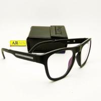 LARIS Promo Frame Kacamata Vintage NAVY Folding Terbaru Gratis Lensa