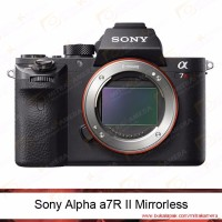Harga promo sony alpha a7r ii mirrorless | Pembandingharga.com