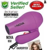 Hair Dryer Nova N-650 / Hairdryer N-650 Nova (Pengering Murah