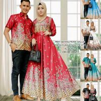 Semisutra rabbani baju couple batik wanita muslim gaul