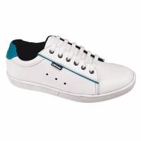 best seller sepatu casual pria kets putih pria sneakers cowok warna p