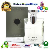 Parfume Pria Ori Bvlgari Bulgari Pour Homme EXTREME Parfum Original