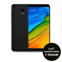 HP XIAOMI REDMI 5 PLUS RAM 3 GB INTERNAL 32 GB GARANSI RESMI TAM