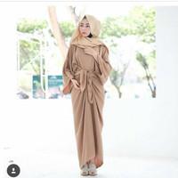 BAJU DRESS 2018 Baju Muslim Gamis Tunik Maxi Maxy Wanita Cewek -