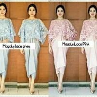 BAJU DRESS 2018 gaun pesta wanita baju branded mewah elegan dress midi
