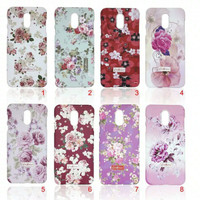 HARDCASE Cath Kiston Flower Case Bunga Hp Samsung Galaxy J7 Pro 2017