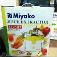 MIYAKO Juicer Extractor JE 607