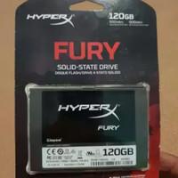 SSD Kingstone HyperX Fury 120GB
