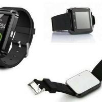 Smartwatch U8 Jam tangan smartphone Android dan iphone ios samsung