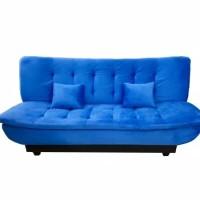 Sofa Bed Reclyning Pillow Sofabed Kursi Tamu Furniture Murah Laris