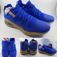 947e890c73f Sepatu Basket Under Armour Stephen Curry 4 Low Royal Blue Gold